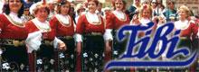 ТИБИ ЕООД, гр. Пловдив. Производство на народни носии, мажоретни костюми, спортни екипи, работно обл